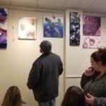 Deck the Walls Art Exhibit